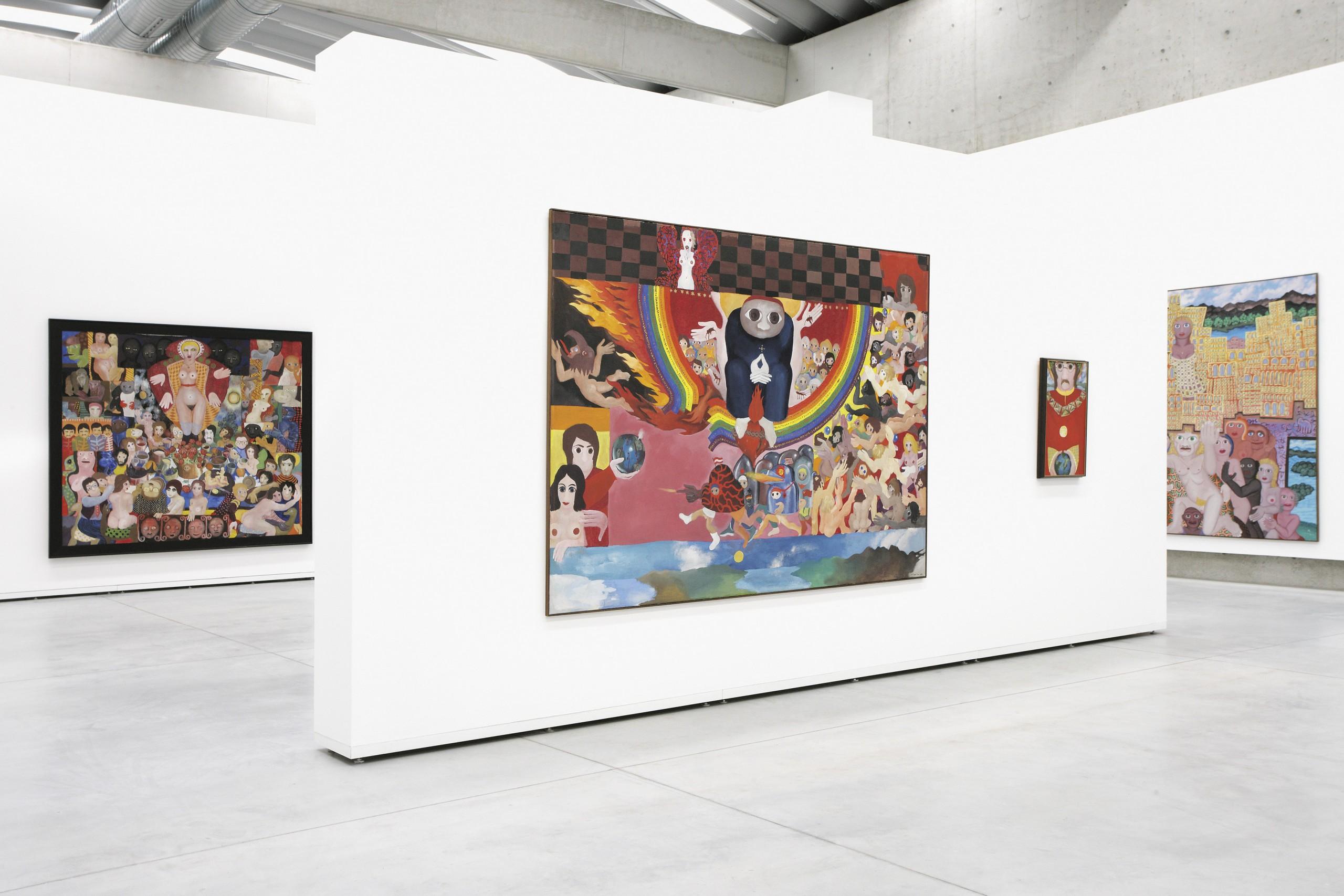 Rückblick - Ausstellungen - Museum Liaunig